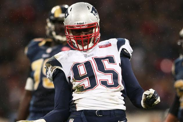 Patriots' Chandler Jones, Logan Mankins out vs. Jets