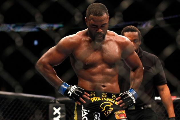 Rashad Evans: GSP's Takedowns Would Be Too Much for Anderson Silva