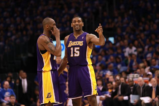 Metta World Peace Will Fully Flourish in Mike D'Antoni's System