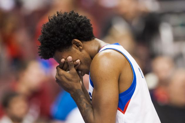 Sixers Notes:  76ers' Nick Young Says He's OK After Dizzy Spell