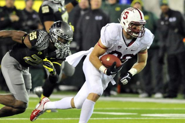 Zach Ertz and Daniel Zychlinski Named Pac-12 Players