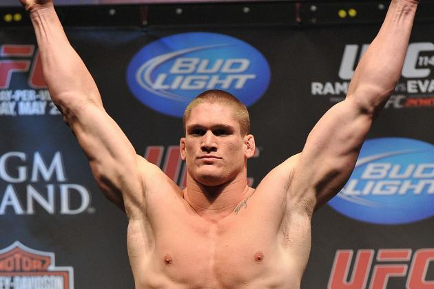 Todd Duffee Returns to the UFC to Face Phil De Fries at UFC 155