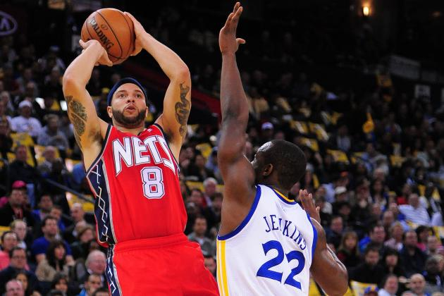 Nets vs. Warriors: What to Watch for