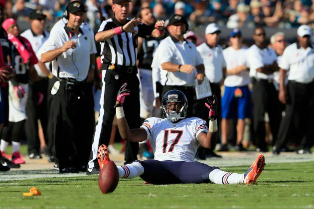 Why Alshon Jeffery's Injury Is a Huge Blow to Chicago Bears
