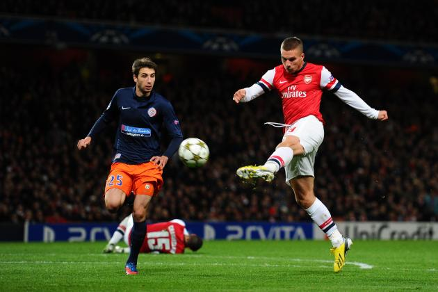 Arsenal vs. Montpellier: Score, Analysis and Grades
