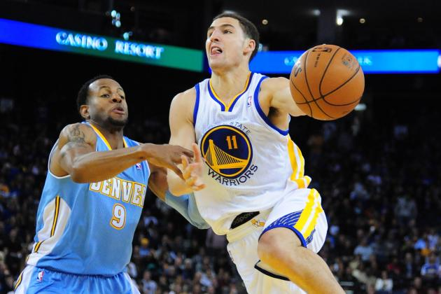 Debate: Should the Dubs Bring Klay Thompson Off the Bench?