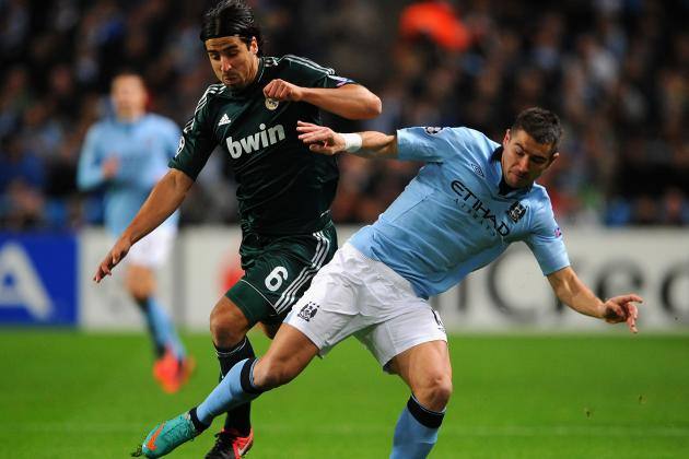 Manchester City vs. Real Madrid: Champions League Live Score, Highlights, Recap