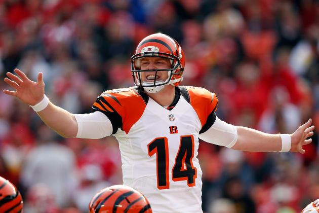 AFC North Quarterback Report Card