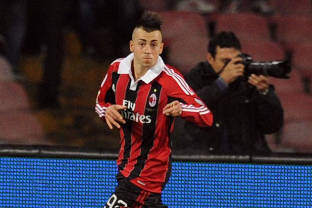 Milan Beats Anderlecht 3-1 After Goals from El Shaarawy, Mexes