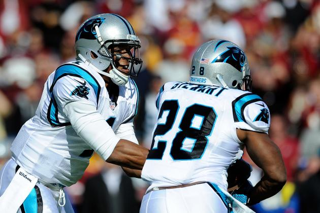 Panthers Still Tweaking Running-Game Philosophy