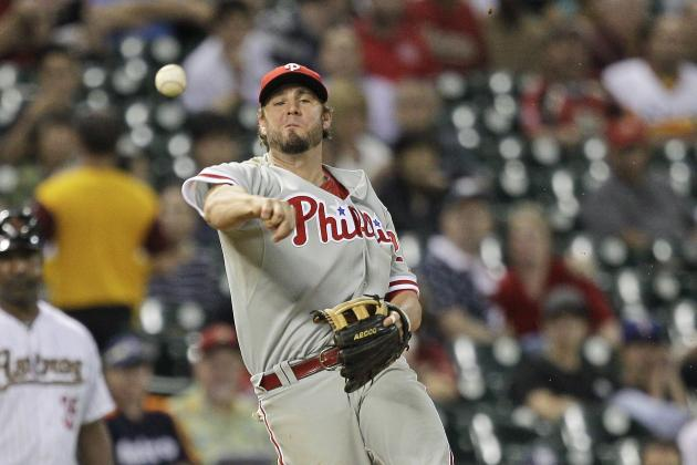 Philadelphia Phillies: Who Should Be the Starting Third Baseman?