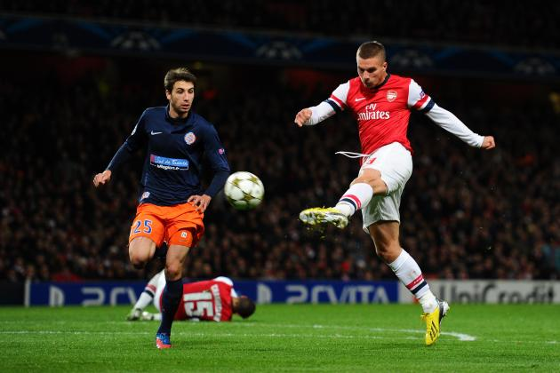 Arsenal 2-0 Montpellier Continuity Starting to Reap Rewards for New-Look Arsenal