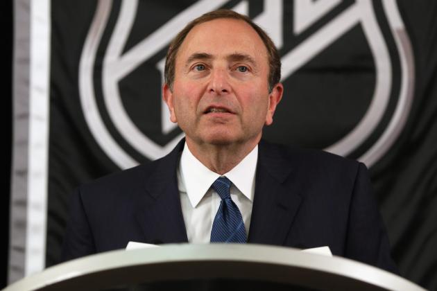 Bettman Says Sides Still Far Apart; NHLPA Says 'no Reciprocity' to Offer