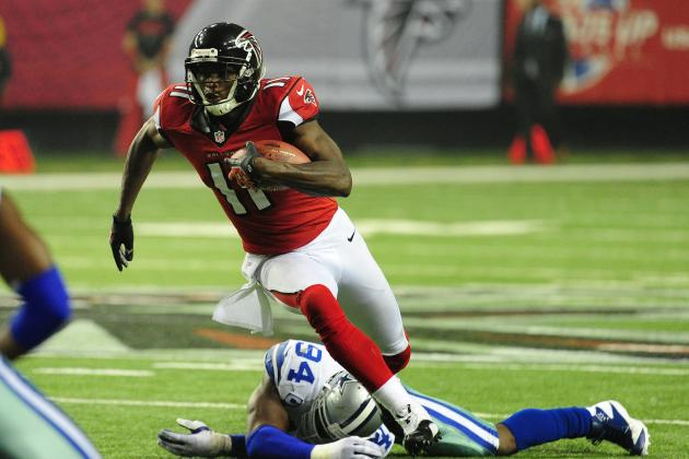 Julio Jones: Fantasy Owners Must Beware of Starting Falcons WR in Week 12