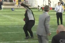 Toronto's Mayor Terrible at Football