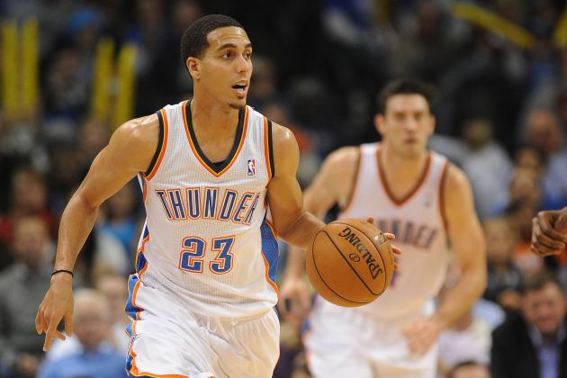 Breaking Down How Kevin Martin Has Filled James Harden Void for OKC Thunder