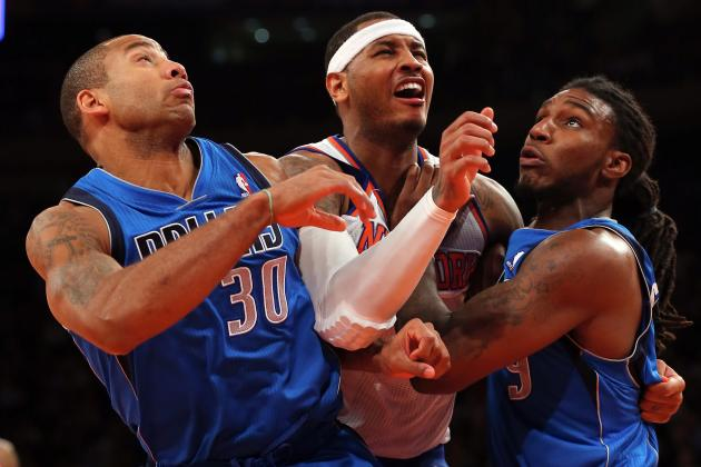 New York Knicks vs. Dallas Mavericks: Live Score, Results and Game Highlights