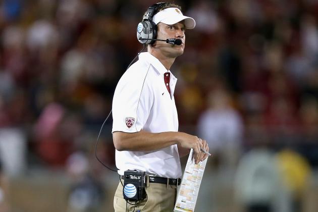 Breaking Down USC's Lost Season