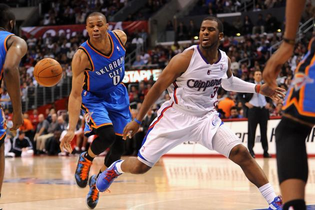 L.A. Clippers vs. Oklahoma City Thunder: Live Score, Results and Game Highlights