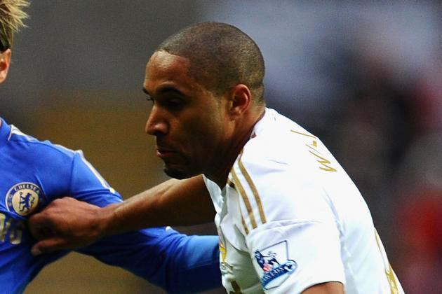 Swansea's Ashley Williams Faces FA Action over Luis Suarez Criticism