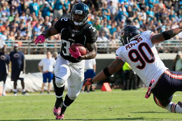 Maurice Jones-Drew: Fantasy Owners Must Not Give Up on Jaguars Star RB Just Yet