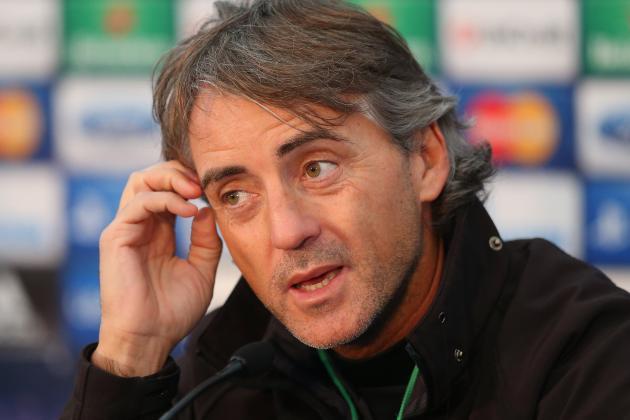 Mancini Targets Europa League Berth