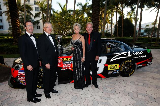 Keselowski Aside, NASCAR Ready to Move Past 2012