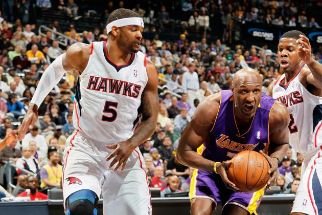 Lakers Rumors: Josh Smith Would Be an Upgrade over Pau Gasol