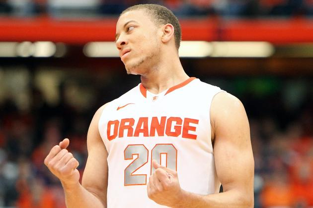 NCAAM Gamecast: Princeton vs Syracuse