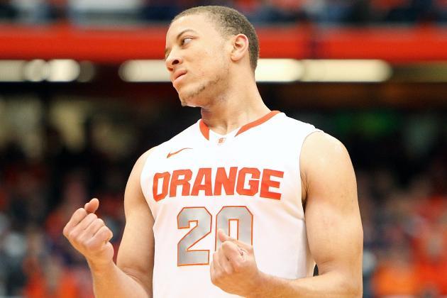 NCAAM Gamecast: Princeton vs Syracuse