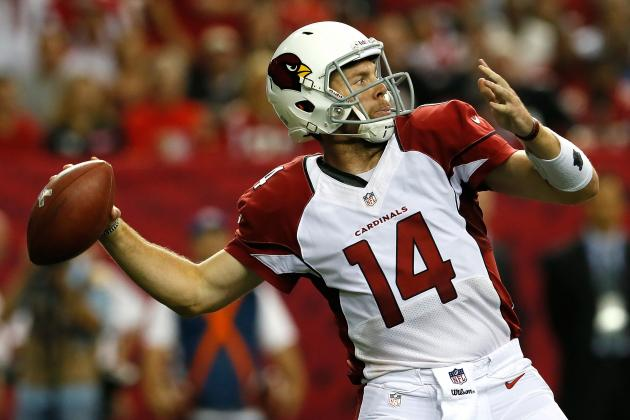 Ryan Lindley: Fantasy Profile for Cardinals' Starting QB