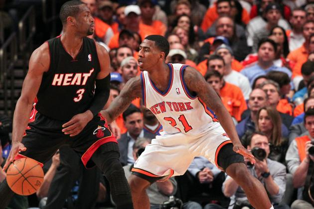 Why Amar'e Stoudemire Isn't the Most Sorely Missed Injured Player on Knicks