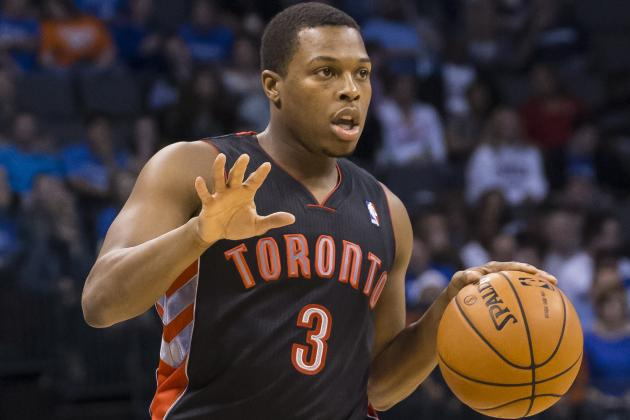 Kyle Lowry Back Starting for Raptors, Calderon to Bench