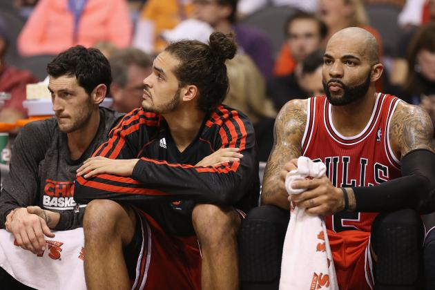 Chicago Bulls vs. Houston Rockets: Live Score, Results and Game Highlights