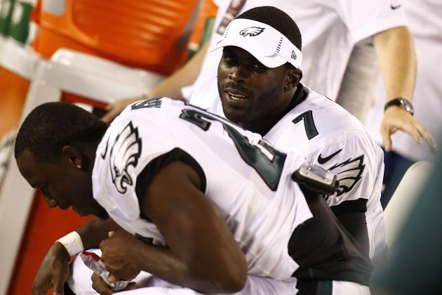 LeSean McCoy: Eagles Will Be Embarrassed by Panthers on MNF Without Star RB