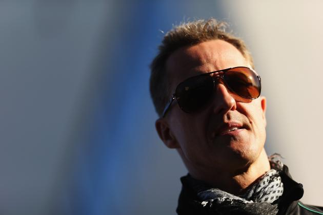 Michael Schumacher to Finally End Disappointing Return to Formula One in Brazil