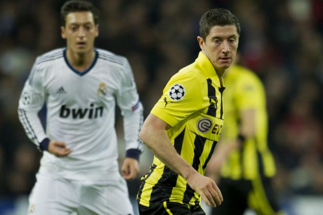Champions League: Which Is the Best Attacking Trio in the Group of Death?