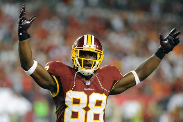 Pierre Garcon: Redskins WR Should Be Worst-Case Scenario for Fantasy Owners