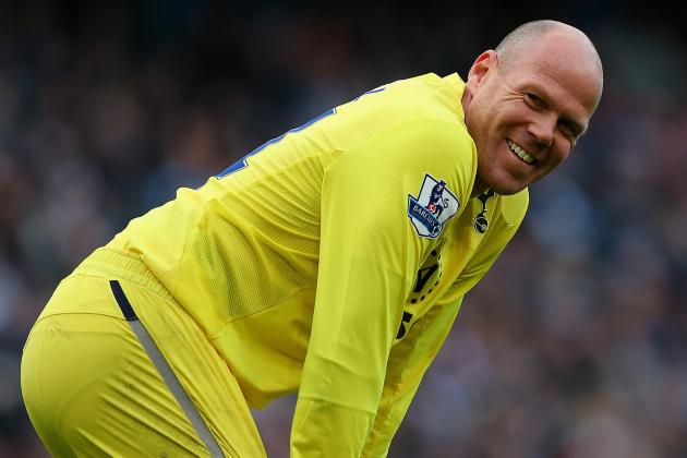 Friedel Set to End Spurs Battle with Lloris by Making Shock Return to Blackburn