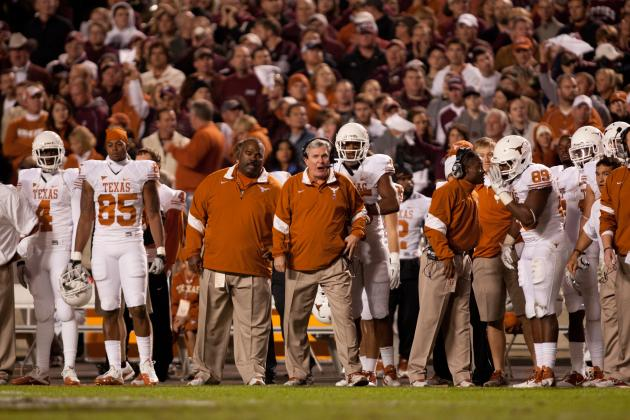 TCU vs. Texas: Why Mack Brown, Longhorns Need Major Style Points Victory