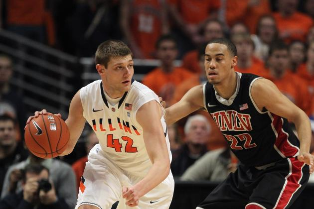 Illinois Men's Basketball Advances to Maui Tournament Championship