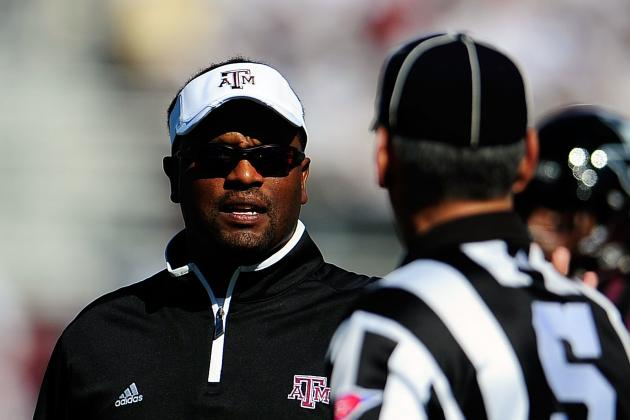 Sumlin's Switch from Defense to Offense Pays off