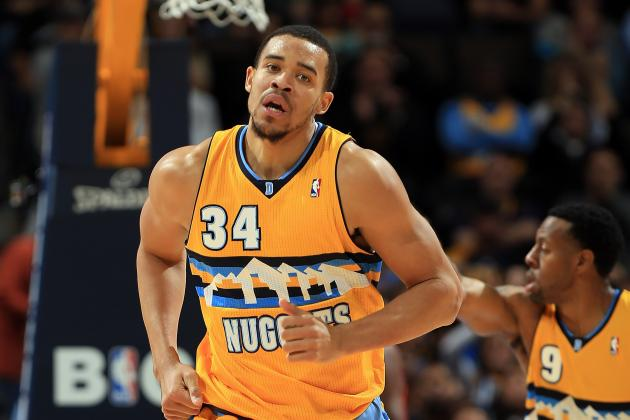Nuggets Beat T-Wolves 101-94