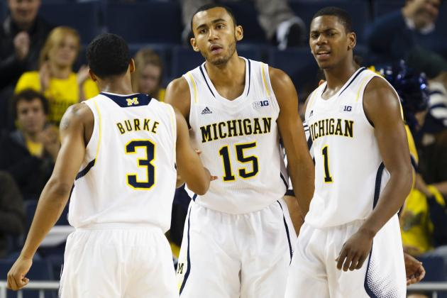 Michigan Wolverines vs. Pitt Panthers: Live Score, Reaction for Preseason NIT