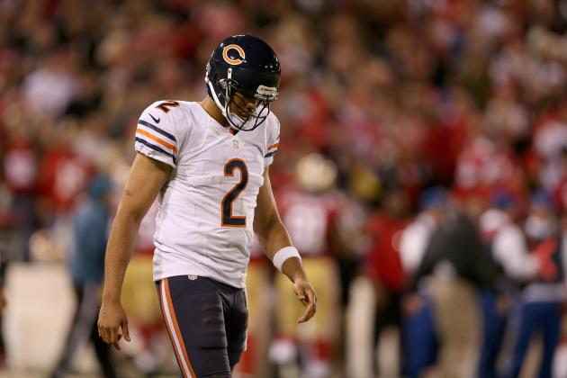 Chicago Bears 2012: Is It Time to Start Auditioning Backup QBs in Chicago?
