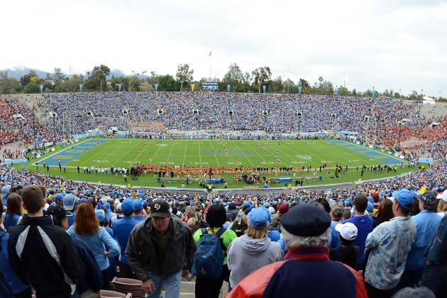 UCLA Football 2012: Bruins' Wacky Road to the Rose Bowl