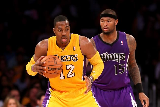 Los Angeles Lakers vs. Sacramento Kings: Live Score, Results and Game Highlights