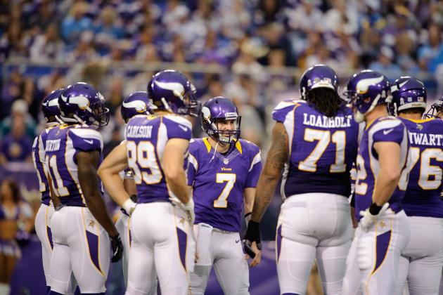 Breaking Down Where Christian Ponder Must Improve for the Vikings