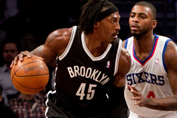 Gerald Wallace out Tonight vs. Warriors