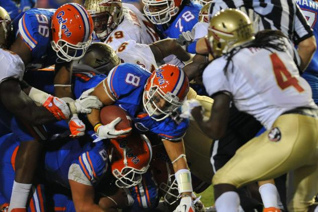 Florida vs. Florida State: Latest Spread Info, BCS Impact and Predictions